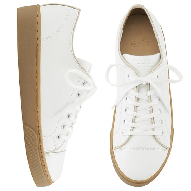 Klam Leather Sneakers